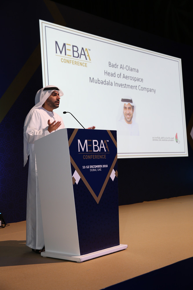 MEBAA CONFERENCE DUBAI SEES EVERYONE IN THE AIR
