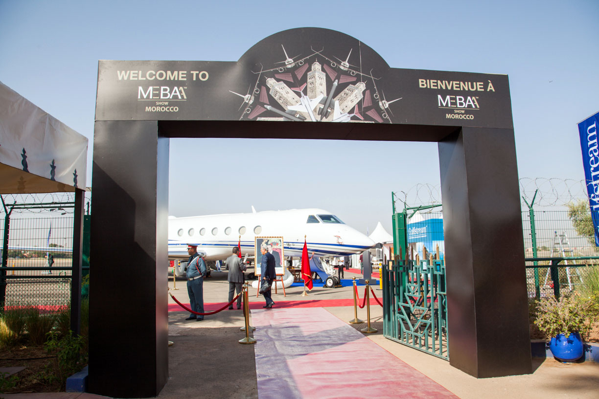 MEBAA SHOW MOROCCO BRINGING BUSINESS AVIATION TO NORTH AFRICA