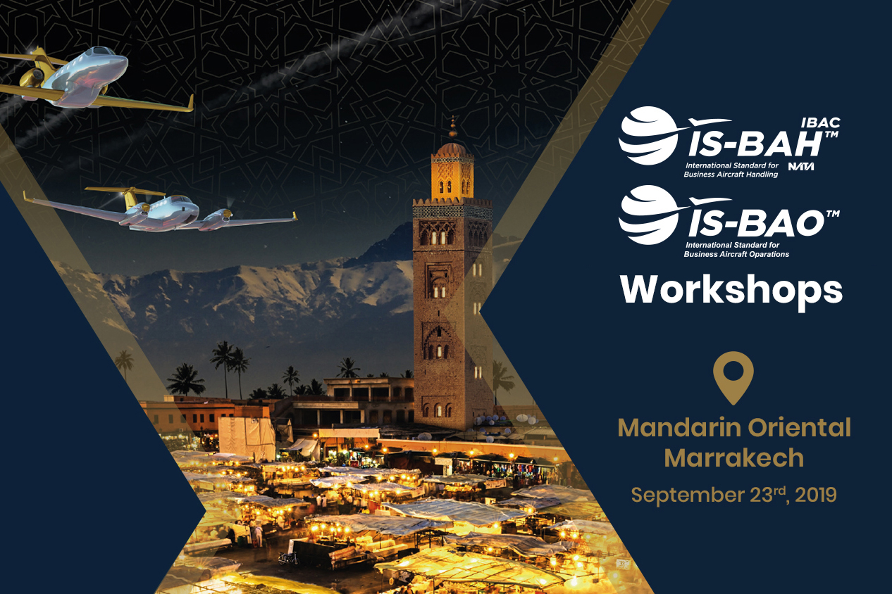 IBAC workshops coming to Morocco in September 2019